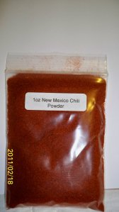 Red Chili Sauce--A New Mexico Specialty