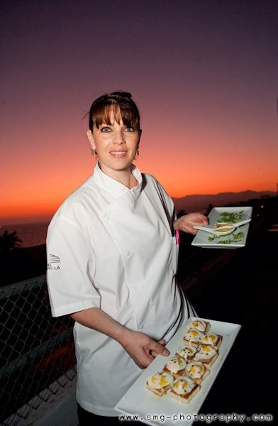 Chef daughter Dakota, now executive chef at Shangrila, Santa Monica