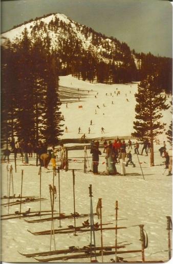 Mammoth Mountain 1981